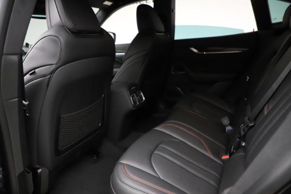 New 2021 Maserati Levante Q4 GranSport for sale $94,985 at Maserati of Westport in Westport CT 06880 17