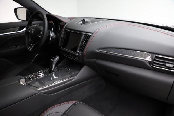 New 2021 Maserati Levante Q4 GranSport for sale $94,985 at Maserati of Westport in Westport CT 06880 21