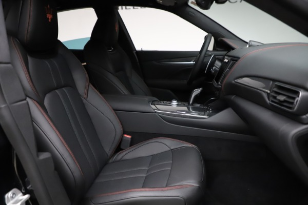 New 2021 Maserati Levante Q4 GranSport for sale $94,985 at Maserati of Westport in Westport CT 06880 22