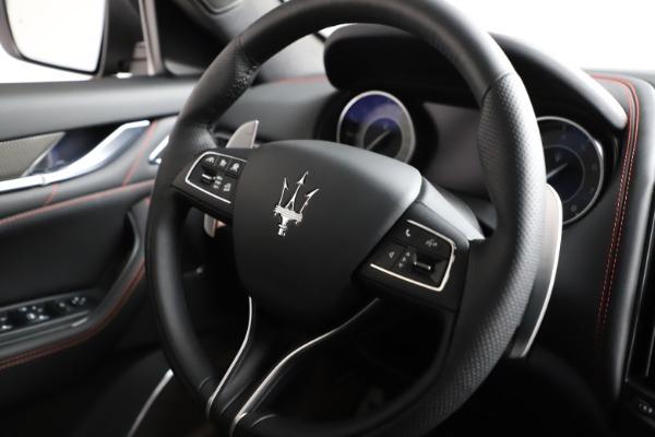 New 2021 Maserati Levante Q4 GranSport for sale $94,985 at Maserati of Westport in Westport CT 06880 24