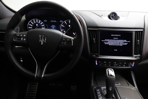 New 2021 Maserati Levante Q4 GranSport for sale $94,985 at Maserati of Westport in Westport CT 06880 25