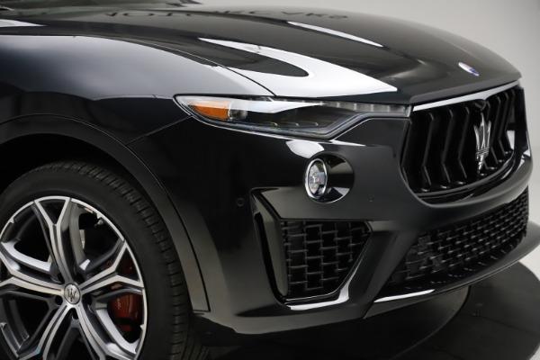 New 2021 Maserati Levante Q4 GranSport for sale $94,985 at Maserati of Westport in Westport CT 06880 26
