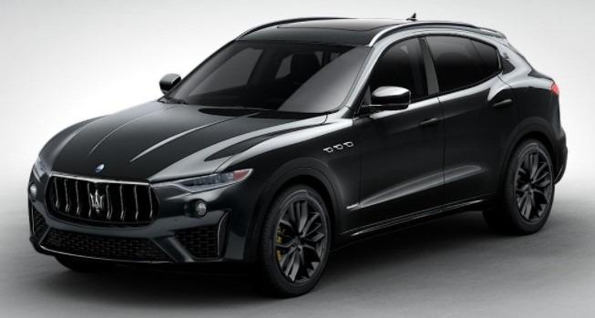 New 2021 Maserati Levante Q4 GranSport for sale $88,285 at Maserati of Westport in Westport CT 06880 1