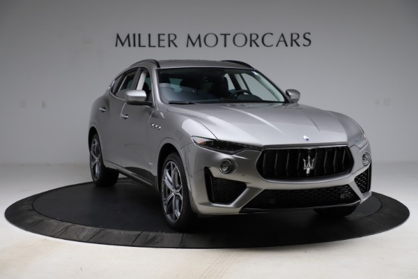 New 2021 Maserati Levante Q4 GranSport for sale $93,585 at Maserati of Westport in Westport CT 06880 11