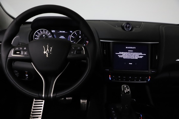 New 2021 Maserati Levante Q4 GranSport for sale $93,585 at Maserati of Westport in Westport CT 06880 16