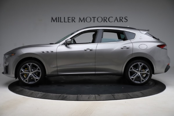 New 2021 Maserati Levante Q4 GranSport for sale $93,585 at Maserati of Westport in Westport CT 06880 3