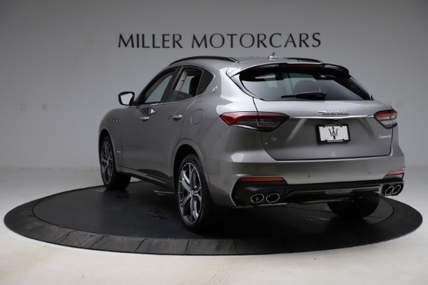 New 2021 Maserati Levante Q4 GranSport for sale $93,585 at Maserati of Westport in Westport CT 06880 4