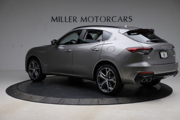 New 2021 Maserati Levante Q4 GranSport for sale $93,585 at Maserati of Westport in Westport CT 06880 5