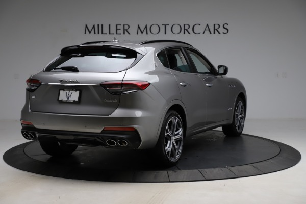 New 2021 Maserati Levante Q4 GranSport for sale $93,585 at Maserati of Westport in Westport CT 06880 7