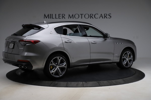 New 2021 Maserati Levante Q4 GranSport for sale $93,585 at Maserati of Westport in Westport CT 06880 8