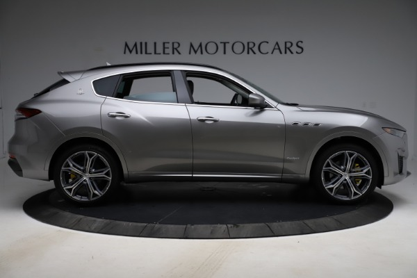 New 2021 Maserati Levante Q4 GranSport for sale $93,585 at Maserati of Westport in Westport CT 06880 9