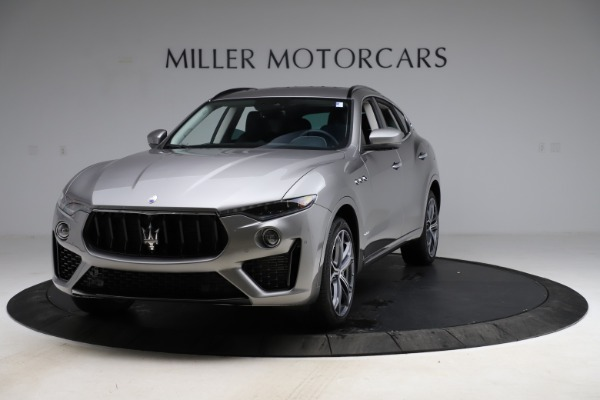 New 2021 Maserati Levante Q4 GranSport for sale $93,585 at Maserati of Westport in Westport CT 06880 1