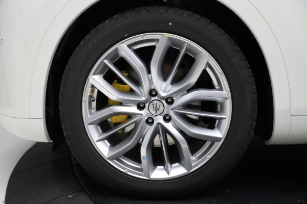 New 2021 Maserati Levante Q4 GranLusso for sale $89,535 at Maserati of Westport in Westport CT 06880 13