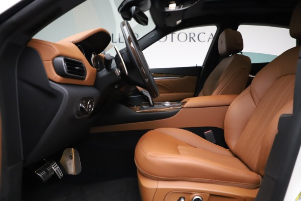 New 2021 Maserati Levante Q4 GranLusso for sale $89,535 at Maserati of Westport in Westport CT 06880 15