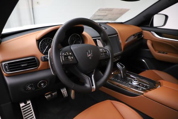 New 2021 Maserati Levante Q4 GranLusso for sale $89,535 at Maserati of Westport in Westport CT 06880 16
