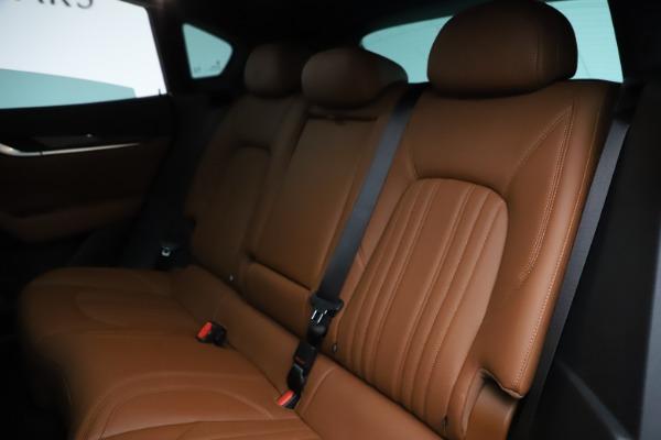 New 2021 Maserati Levante Q4 GranLusso for sale $89,535 at Maserati of Westport in Westport CT 06880 18