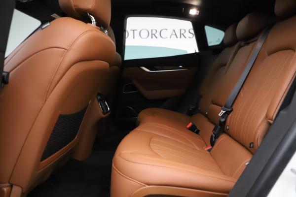 New 2021 Maserati Levante Q4 GranLusso for sale $89,535 at Maserati of Westport in Westport CT 06880 19