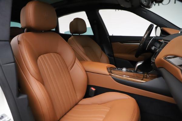 New 2021 Maserati Levante Q4 GranLusso for sale $89,535 at Maserati of Westport in Westport CT 06880 20