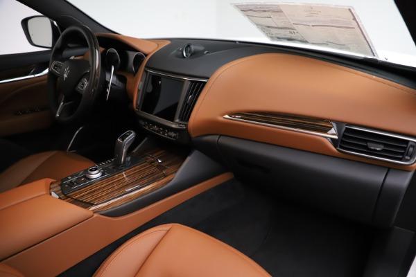 New 2021 Maserati Levante Q4 GranLusso for sale $89,535 at Maserati of Westport in Westport CT 06880 22