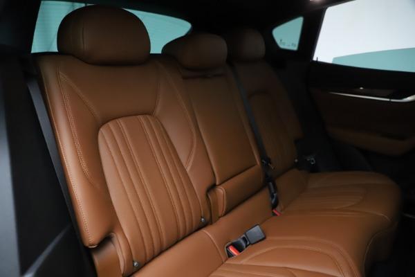 New 2021 Maserati Levante Q4 GranLusso for sale $89,535 at Maserati of Westport in Westport CT 06880 23