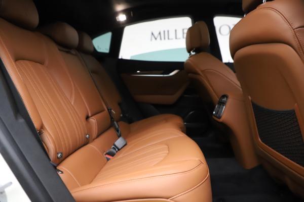 New 2021 Maserati Levante Q4 GranLusso for sale $89,535 at Maserati of Westport in Westport CT 06880 24
