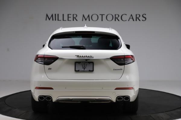 New 2021 Maserati Levante Q4 GranLusso for sale $89,535 at Maserati of Westport in Westport CT 06880 6