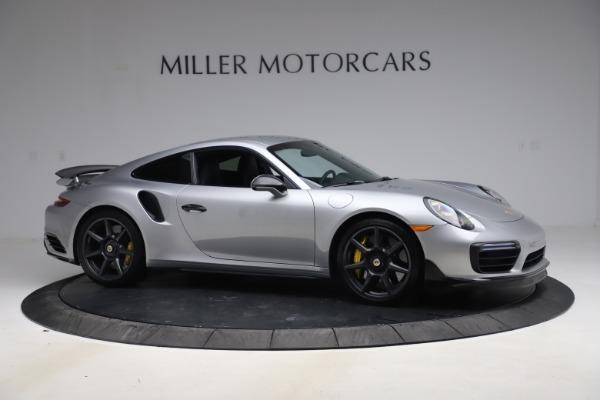 Used 2019 Porsche 911 Turbo S for sale $177,900 at Maserati of Westport in Westport CT 06880 10