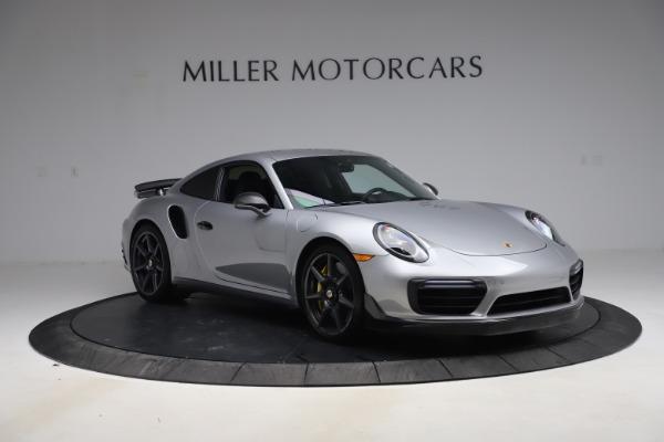 Used 2019 Porsche 911 Turbo S for sale $177,900 at Maserati of Westport in Westport CT 06880 11