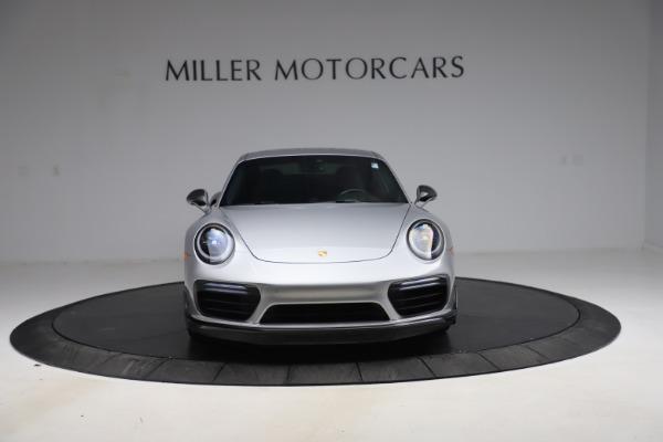 Used 2019 Porsche 911 Turbo S for sale $177,900 at Maserati of Westport in Westport CT 06880 12