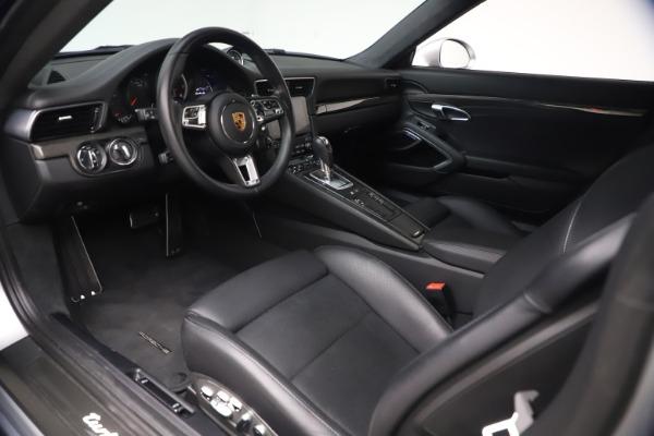 Used 2019 Porsche 911 Turbo S for sale $177,900 at Maserati of Westport in Westport CT 06880 16
