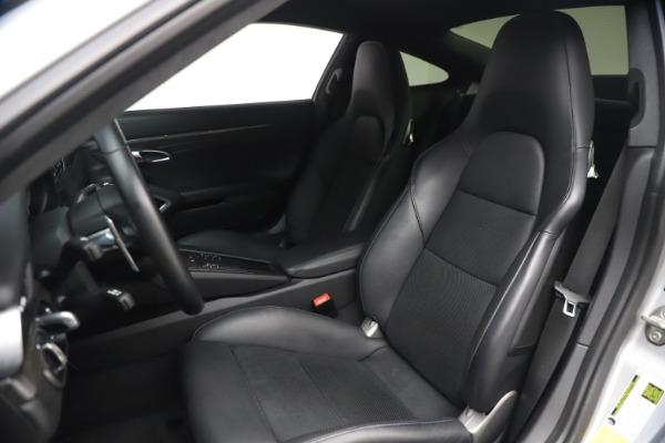 Used 2019 Porsche 911 Turbo S for sale $177,900 at Maserati of Westport in Westport CT 06880 18