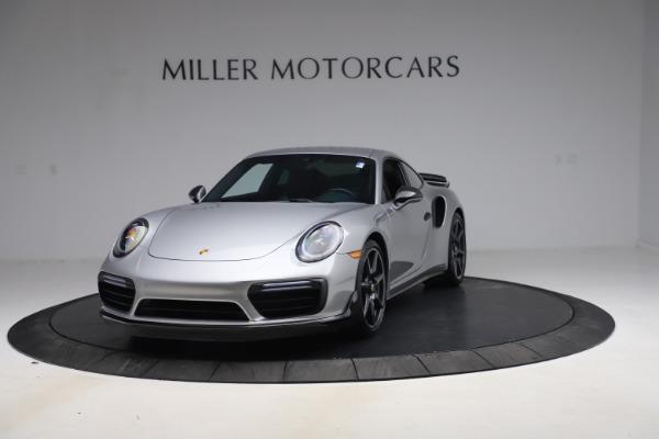 Used 2019 Porsche 911 Turbo S for sale $177,900 at Maserati of Westport in Westport CT 06880 2