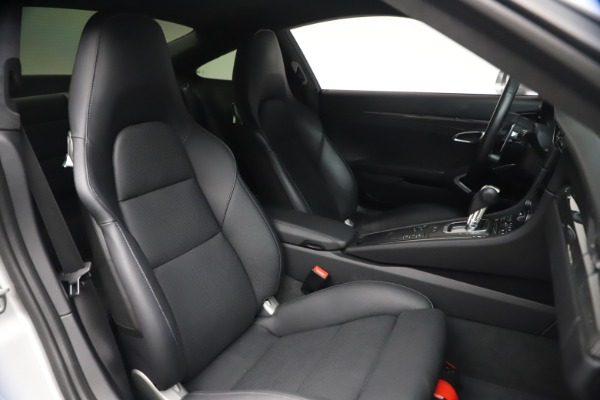 Used 2019 Porsche 911 Turbo S for sale $177,900 at Maserati of Westport in Westport CT 06880 24
