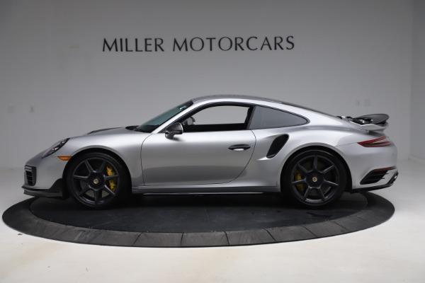 Used 2019 Porsche 911 Turbo S for sale $177,900 at Maserati of Westport in Westport CT 06880 3