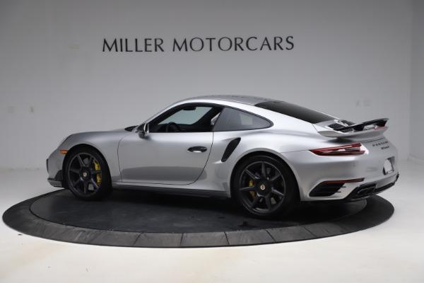 Used 2019 Porsche 911 Turbo S for sale $177,900 at Maserati of Westport in Westport CT 06880 4