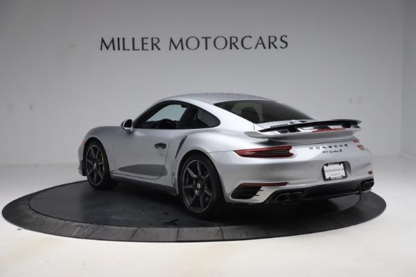 Used 2019 Porsche 911 Turbo S for sale $177,900 at Maserati of Westport in Westport CT 06880 5