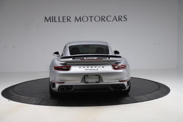Used 2019 Porsche 911 Turbo S for sale $177,900 at Maserati of Westport in Westport CT 06880 6