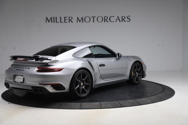Used 2019 Porsche 911 Turbo S for sale $177,900 at Maserati of Westport in Westport CT 06880 8