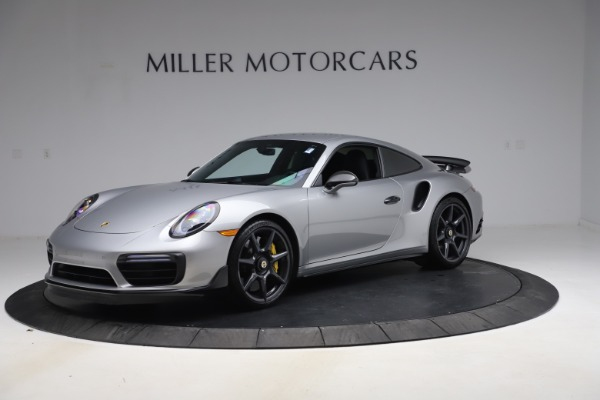 Used 2019 Porsche 911 Turbo S for sale $177,900 at Maserati of Westport in Westport CT 06880 1