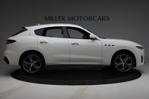 New 2021 Maserati Levante Q4 for sale $85,625 at Maserati of Westport in Westport CT 06880 10