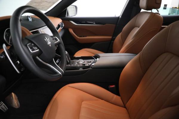 New 2021 Maserati Levante Q4 for sale $85,625 at Maserati of Westport in Westport CT 06880 15