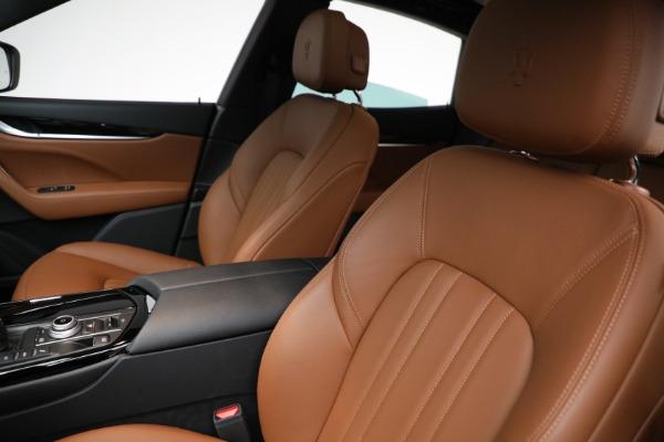New 2021 Maserati Levante Q4 for sale $85,625 at Maserati of Westport in Westport CT 06880 16