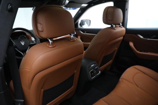 New 2021 Maserati Levante Q4 for sale $85,625 at Maserati of Westport in Westport CT 06880 18