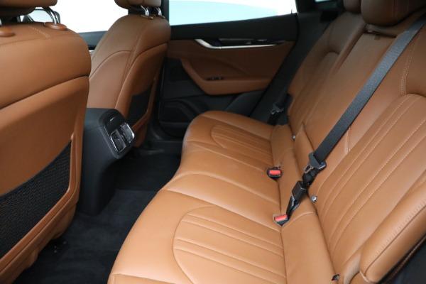 New 2021 Maserati Levante Q4 for sale $85,625 at Maserati of Westport in Westport CT 06880 19