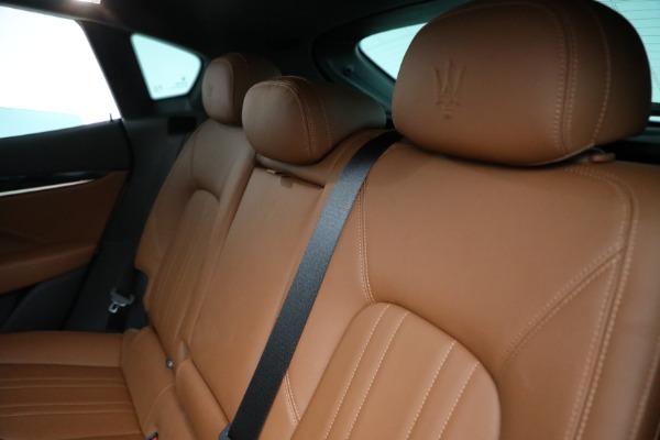 New 2021 Maserati Levante Q4 for sale $85,625 at Maserati of Westport in Westport CT 06880 20