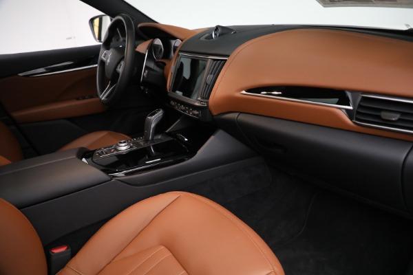 New 2021 Maserati Levante Q4 for sale $85,625 at Maserati of Westport in Westport CT 06880 22