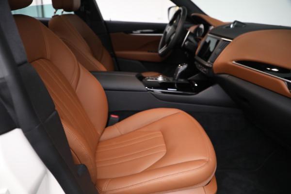 New 2021 Maserati Levante Q4 for sale $85,625 at Maserati of Westport in Westport CT 06880 23