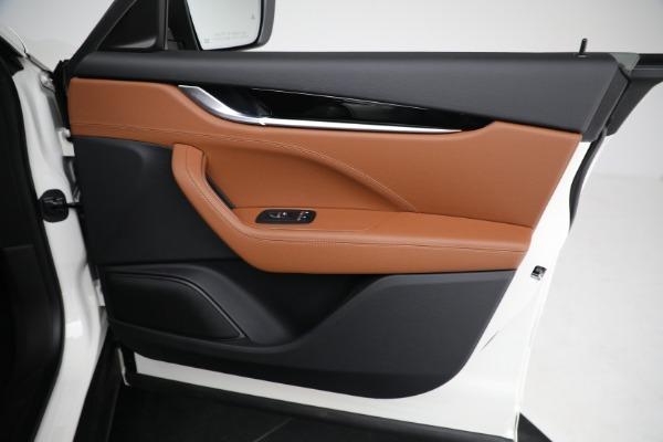 New 2021 Maserati Levante Q4 for sale $85,625 at Maserati of Westport in Westport CT 06880 24