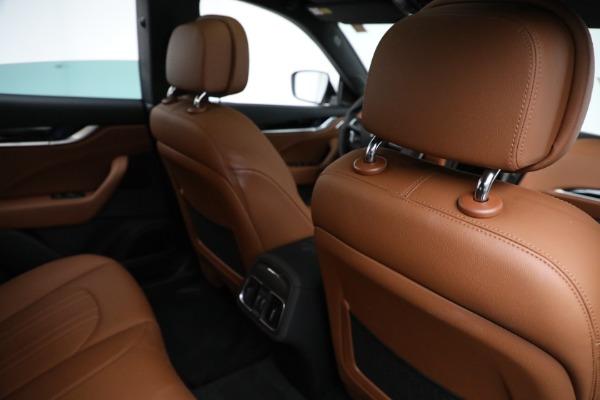 New 2021 Maserati Levante Q4 for sale $85,625 at Maserati of Westport in Westport CT 06880 25