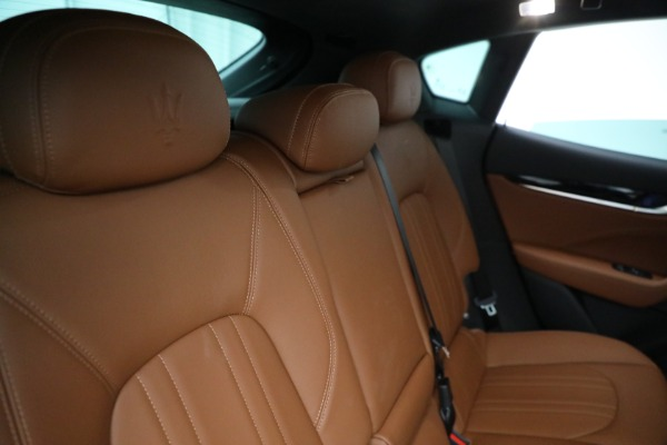New 2021 Maserati Levante Q4 for sale $85,625 at Maserati of Westport in Westport CT 06880 27